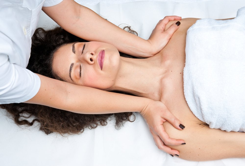Massage can treat anxiety.