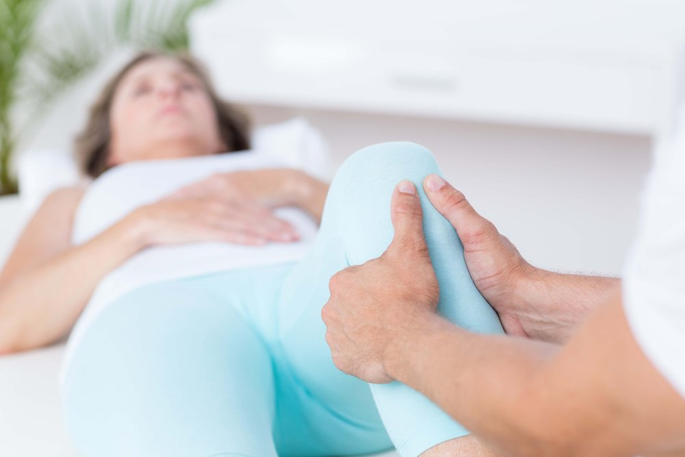 Myofascial release is recommended for individuals struggling with immobility.