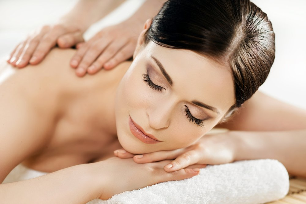 Massage helps treat stress and anxiety.
